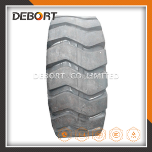 Chinese Debort Dump Truck Construction Field Use OTR Tire 8.25-16 With E3/L3 Pattern