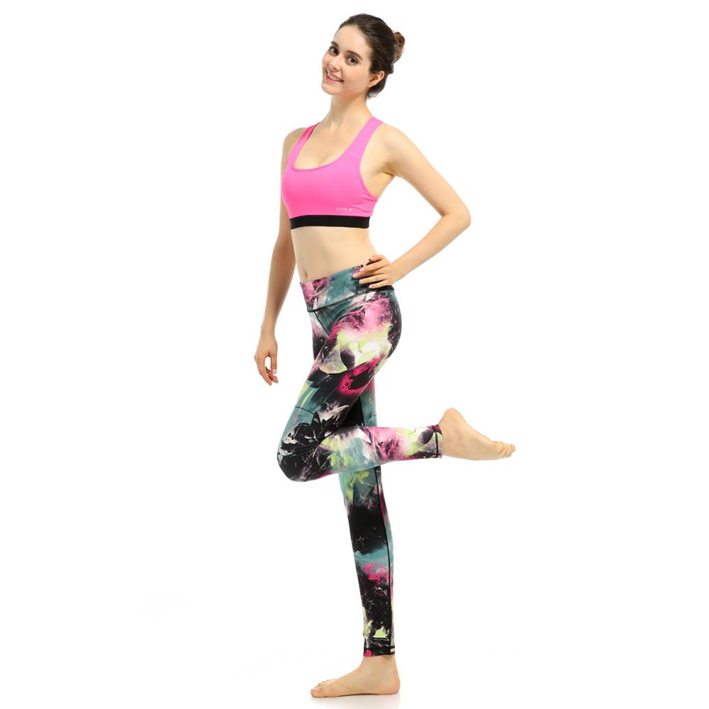OEM Wholesale custom sexy gir l leggings two piece set women clothing