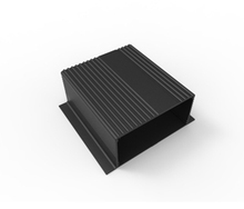 China Supply Aluminum profile/aluminum housing/ aluminum box For Electronic product