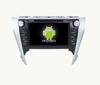 Top quality double din car Gps, android vehicle Gps , mutimedia player gps for camry 2012 (europe&asia)