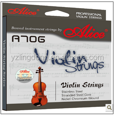 Alice violin string A706