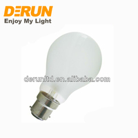 General lighting A60 B22 frosted electric bulb , INC-A55
