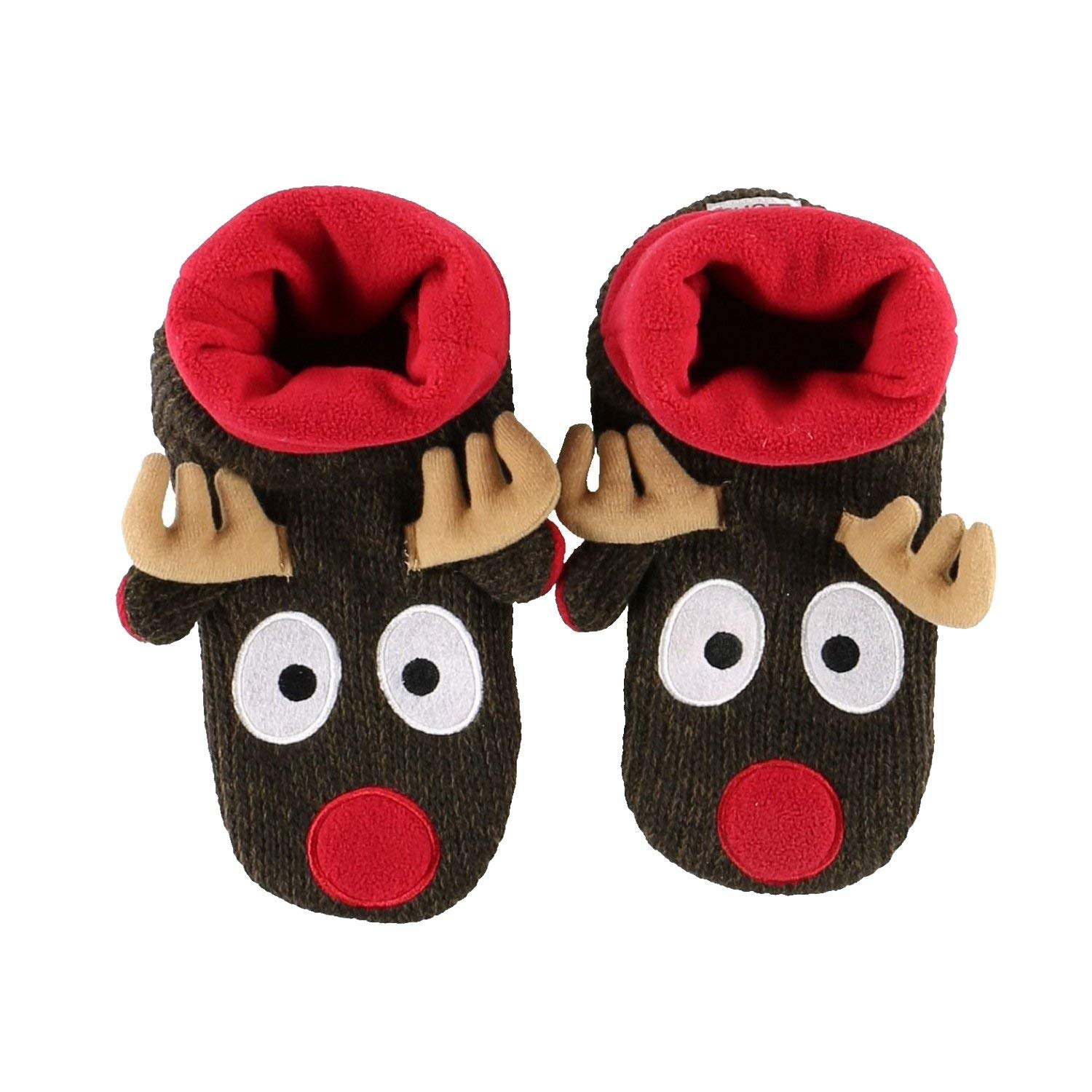 37db522e4d7b Get Quotations · Slipper Woodland Animal Character Slippers by LazyOne