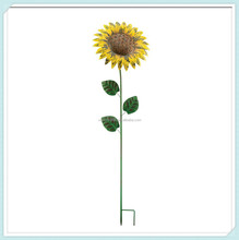 Metal Sunflower Garden Stakes, Metal Sunflower Garden Stakes Suppliers And  Manufacturers At Alibaba.com
