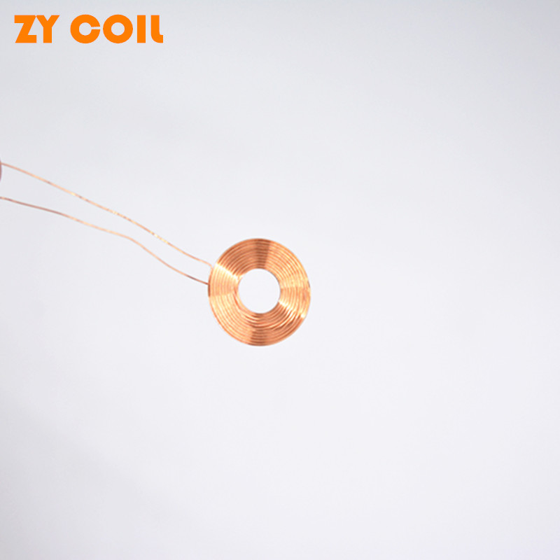 Copper Wire Winding Air Core Inductor Coil