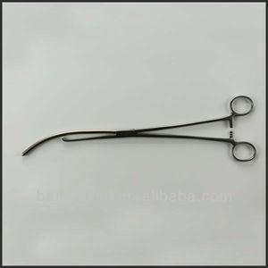 Uterine forceps for gynecological surgery
