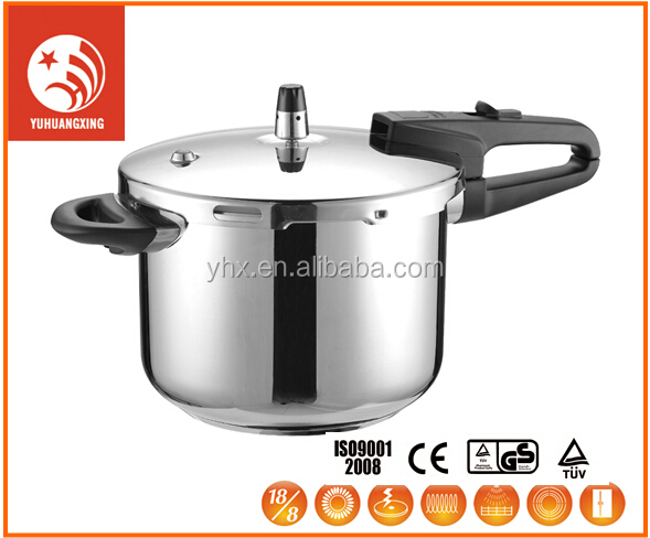 stainless steel pressure cooker made in china
