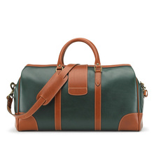 Borsa da viaggio in pelle Vegan in pelle mens <span class=keywords><strong>duffle</strong></span> bag