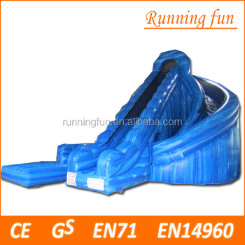 the best selling inflatable pool slide children inflatable pool with slide