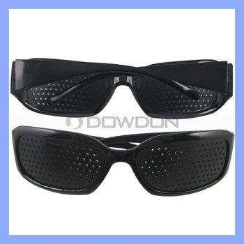 888b6eec9372 Black Pinhole Glasses Eye Care Dioptric Glasses - Buy Black Pinhole ...