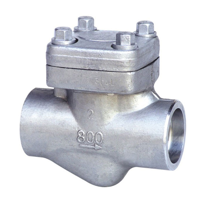 High Pressure Seal Forged Steel Check Valve