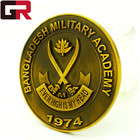 High Quality Custom 3D Custom Military Air Force Challenge Coins With Platings