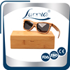 Natural custom natural wood sunglasses wood framed sunglasses