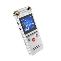 8GB Brand Mini USB Flash Digital Audio Voice Recorder 650Hr Dictaphone MP3 Player Grey Pen
