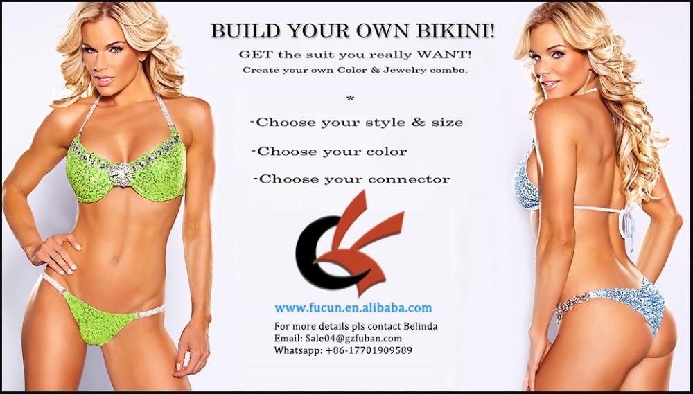 Bikini build own