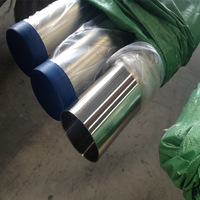 sa 312 304 stainless steel polished pipe manufacturer