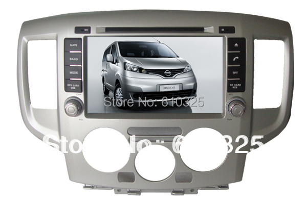 free shipping car radio audio dvd player gps for nissan. Black Bedroom Furniture Sets. Home Design Ideas