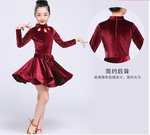 Dance Costume For Christmas Wholesale Dance Costumes