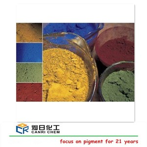 competive price fe2o3 95% red yellow or blue ferric oxide-hydroxide for interlock tiles/colorant paint dyestuffs