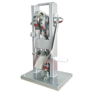 Minual pill press, mini  tdp 0 hand operated tablet press