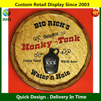 wholesale carved wood decor wood signs in home decor