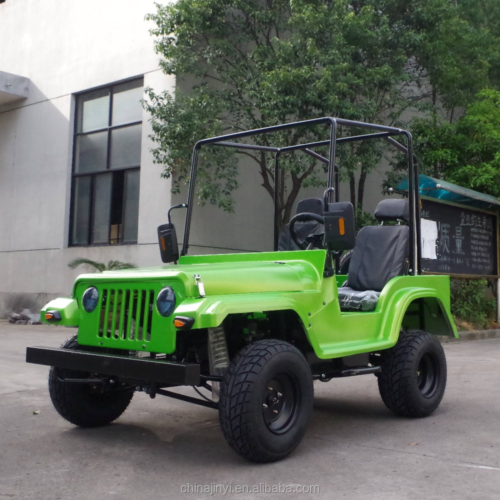 China Supplier 200CC Mini Jeep Willys/UTV with EPA
