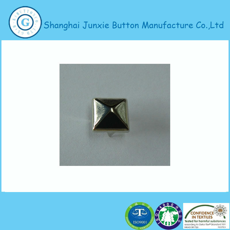 Button metal