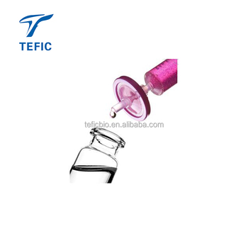 0 22 Micron Syringe Driven Filter Unit Mce Membrane For Hplc - Buy 47mm  Diameter Filter Membrane | Ptfe/pvdf/pes/mce,Pvdf Strainer Element |
