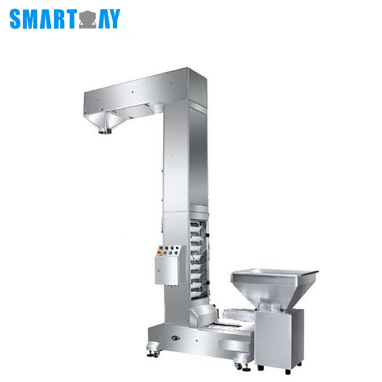 Smart Weigh pack doy semi automatic packing machine with cheap price for food weighing-18