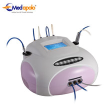 Microdermabrasion skin peeling and acne scar removal machine