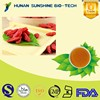 CAS:107-43-7 Certified Organic Goji Berry Extract 40% Goji Polysaccharides UV Reducing Blood Fat