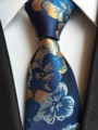 חדש משי קלאסי פסים אדום לבן שחור כחול לערבב צבע אקארד ארוג משי גברים לקשור את העניבה T4