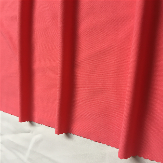 shaoxing hage high quality ITY Knitted Plain Dyed fabric