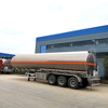 SASO, ADR, DOT certificate Mirror aluminum alloy 5454 oil semi trailer