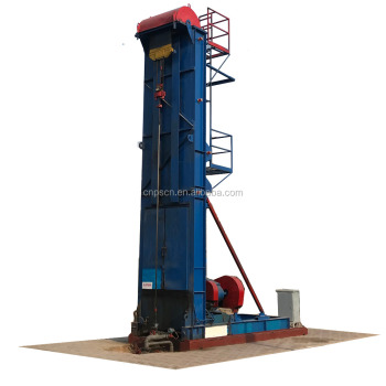 API spec 11E belt pumping unit for For heavy oil well production