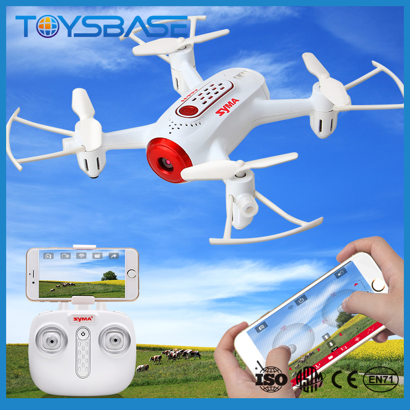 Syma X22W X22 Drones Quad Copter with Camera - Hot Sale 4ch FPV Wifi Camera Splash Drone