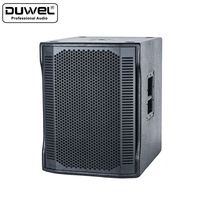 Wholesale Safety 18 inch subwoofer box design