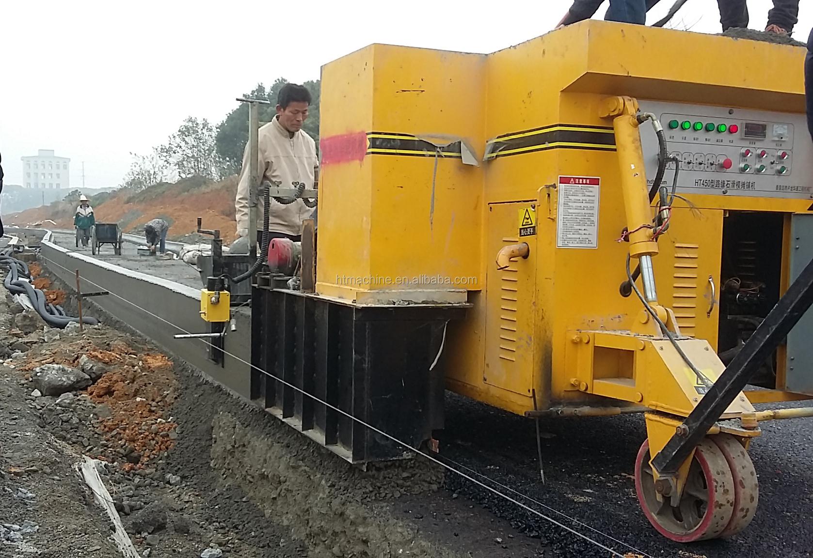 2020 novo Projetado Máquina Pavimentadora Curb E Sarjeta
