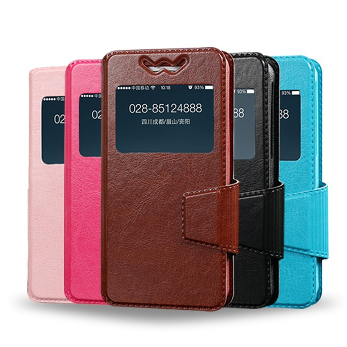 Universal leather case for mobile phone,universal phone case,Universal flip case