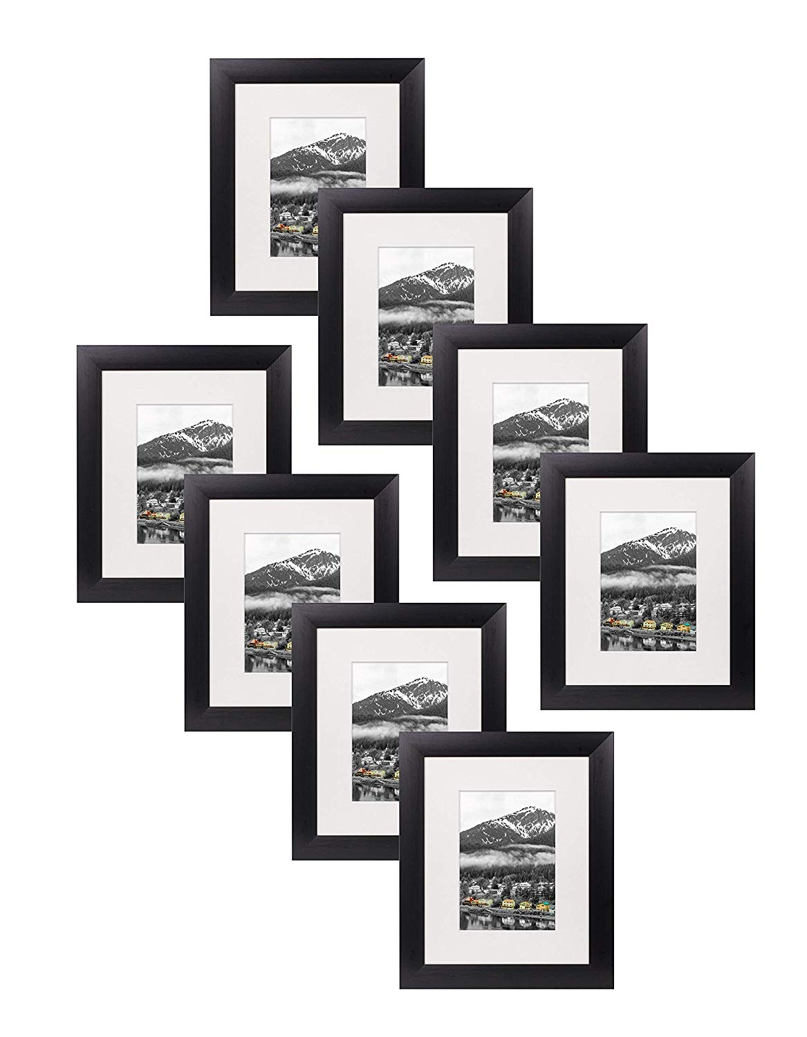 d3af84790bb6 Get Quotations · Golden State Art Set of Eight