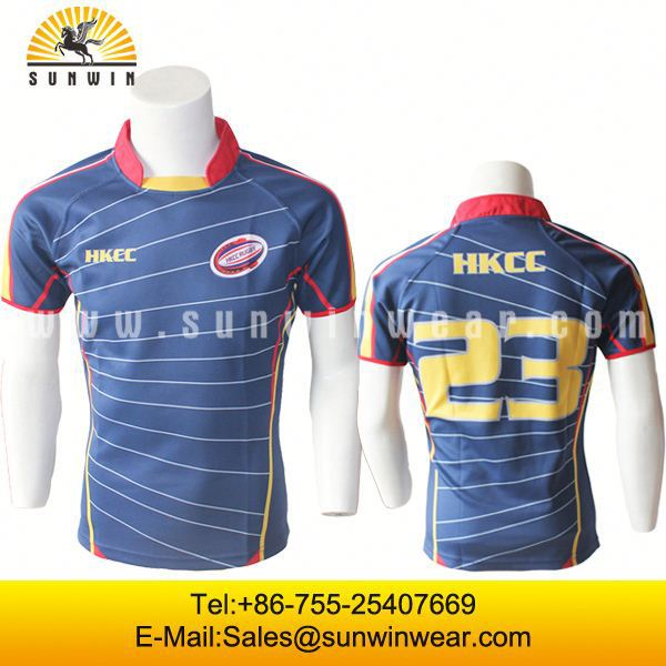 sublimated rugby team uniforms, rugby jersey and rugby pants