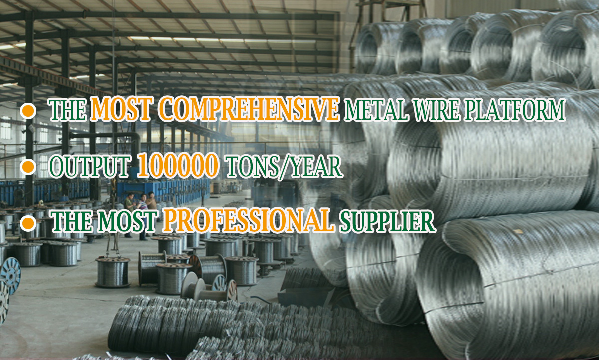 Shenzhou Shengsen Metal Products Co., Ltd. - Galvanized Wire ...