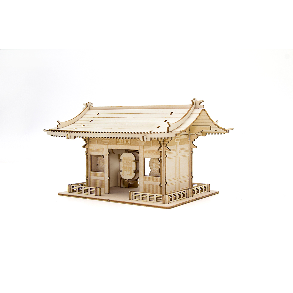 Toys & Hobbies Card Model Building Sets Cubicfun 3d Paper Puzzle Toy Cardboard Diy House Building World Style Architectures Paper Crafts Educational Toys For Children Packing Of Nominated Brand