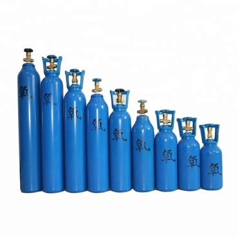 Chinese Manufacturing Companies Seamless Steel High Pressure Air Tanks