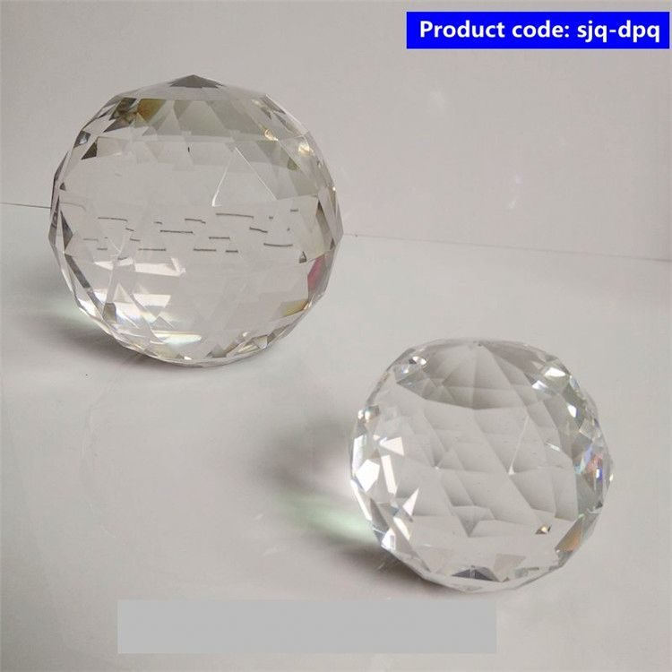 MAIN PRODUCT superior quality clear colored crystal glass balls from manufacturer