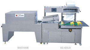 automatic bottle heat film l-sealers wrapping machine