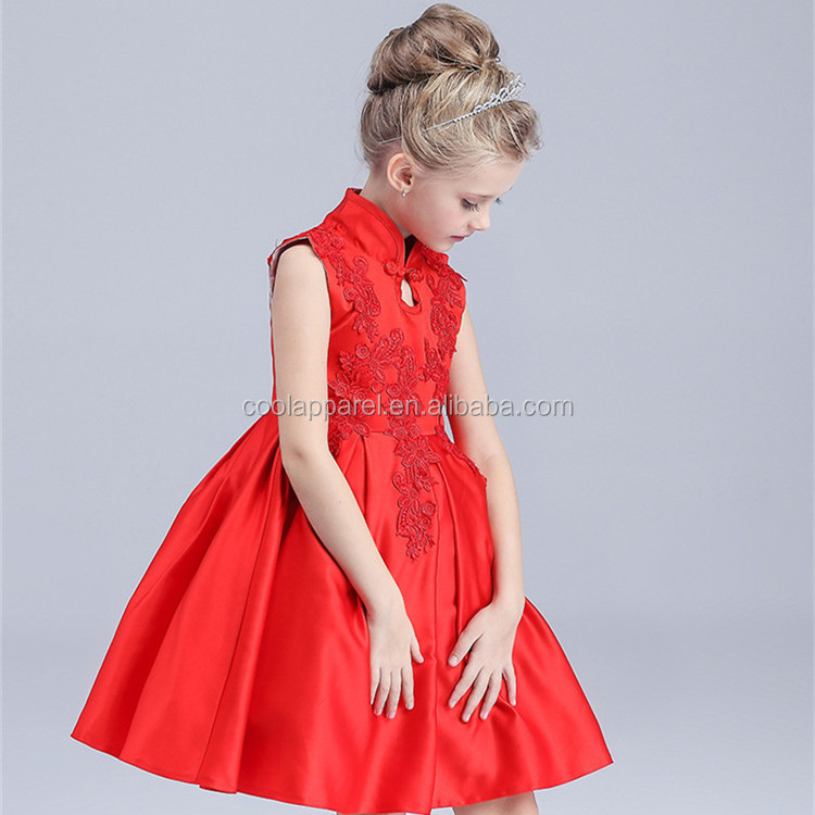 2016 pattern high quality latest happy dresses for 12 year olds