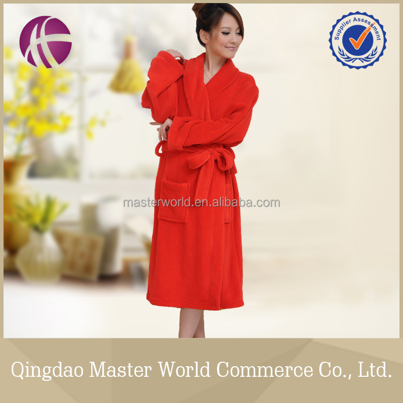 best selling products wholesale bathrobe and slipper set