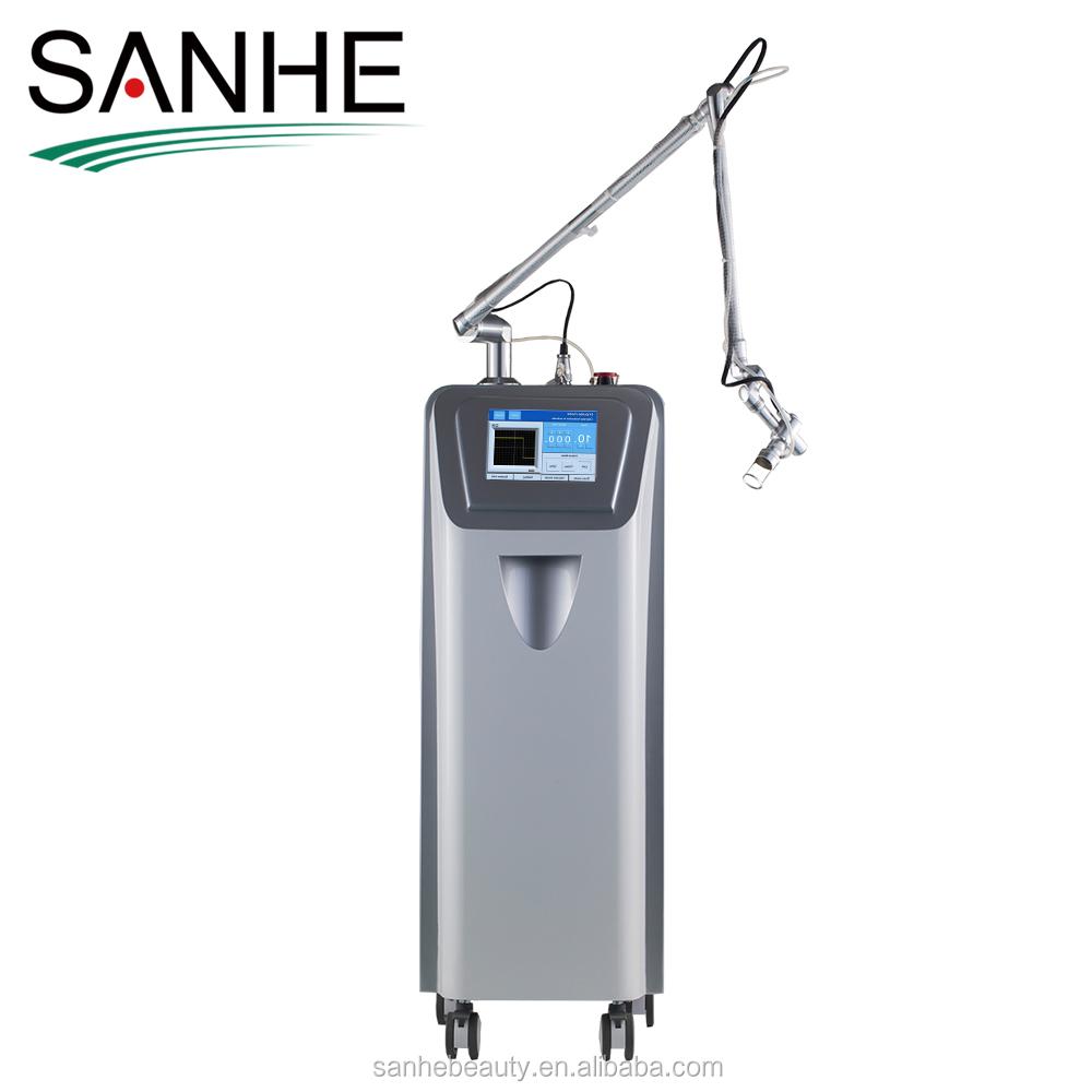Professional Fractional CO2 10600nm Laser Female Orgasm Device vaginal  medical