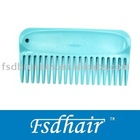 Plastic inject directly comb
